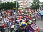 Concurs de biciclete Michelin la Zalau