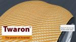 Michelin Twaron belt - the power of Aramid