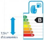 Michelin - economie de combustibil