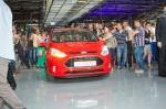 Start productie fabrica Ford din Craiova