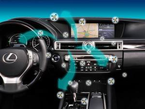 Lexus GS-nanoe
