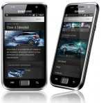 Mercedes-Benz-Comand Mobi-Site