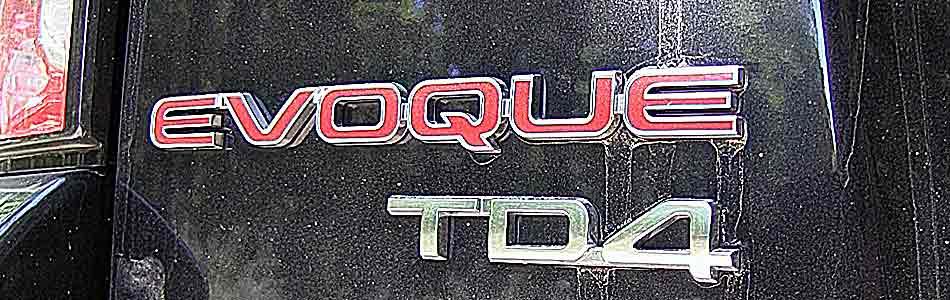 Range Rover Evoque TD4 2,2l Dynamic
