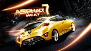 Asphalt 7 Heat Hyundai Veloster Turbo