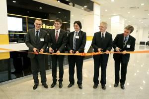 Inaugurare centru de cercetare dezvoltare Continental Timisoara Romania