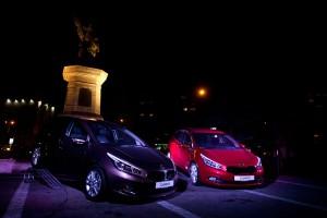 Lansare Kia ceed 2012 Romania