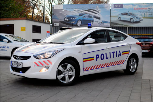 Parteneriat DAB Auto Serv - IJP Ilfov - Hyundai Elantra
