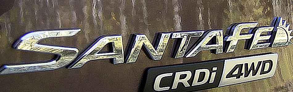 Hyundai Santa-Fe 2,2l CRDi LUX