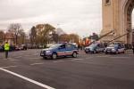 Modele Dacia in parada militara 1 dec 2012