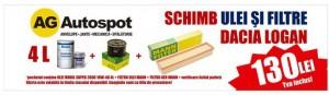 AG-Autospot - Schimb-ulei-si-filtre-Dacia-Logan-130-lei