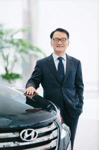 Byung Kwon Rhim  - President and CEO Hyundai Motors Europe