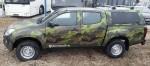 Isuzu D-Max 2,5l D Classic Camouflage