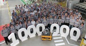 Dacia - 1.000.000-CV-TLx