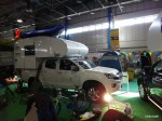 Isuzu D-Max 2012 camping