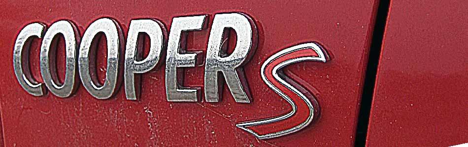 MINI Cooper S Coupe TPT AT