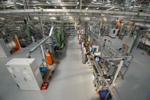 Mercedes Benz_Transmission Production at Star Transmission
