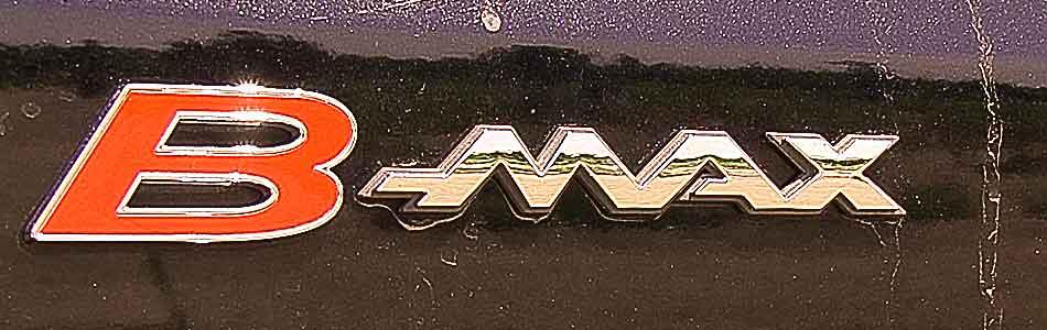 Ford B-Max 1,0l EcoBoost Titanium