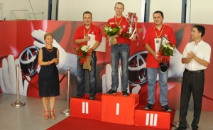 Toyota Romania - Cel mai bun tehnician - 2013