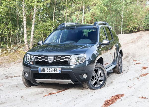 Dacia Duster 2013
