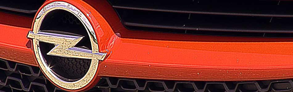 Opel Adam 1,4l ECOTEC SLAM