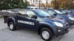 Isuzu D-Max Jandarmerie