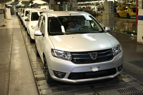 15 ani Dacia-Renault