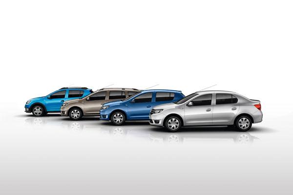 Dacia a depăşit pragul de 500 000 de vehicule vândute în lume