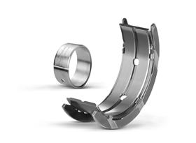 Glyco lead free bearings