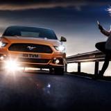 Ford Mustang, disponibil în România