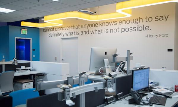 Ford: nou centru de cercetare în Silicon Valley