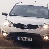 Ssangyong Korando 2.0l e-XDI DLX AWD