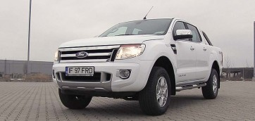 Ford-Ranger-2.2 TDCi MT 4x4 Limited