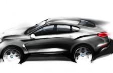 BMW X6 Design