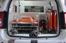 Dacia Duster Ambulanta