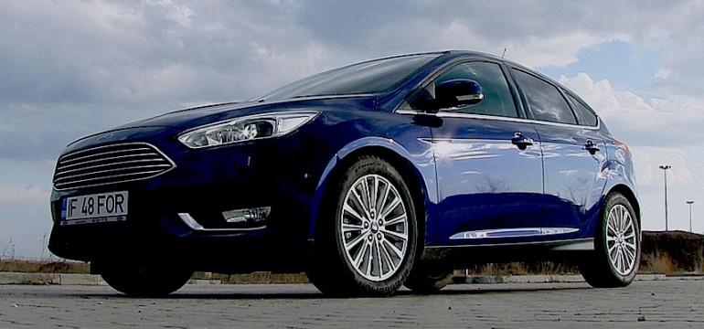 Ford Focus 1,5l EcoBoost Titanium