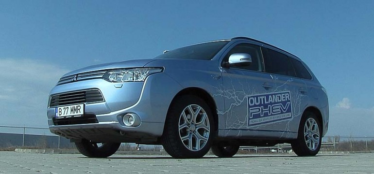 Mitsubishi Outlander PHEV Intense+ AT