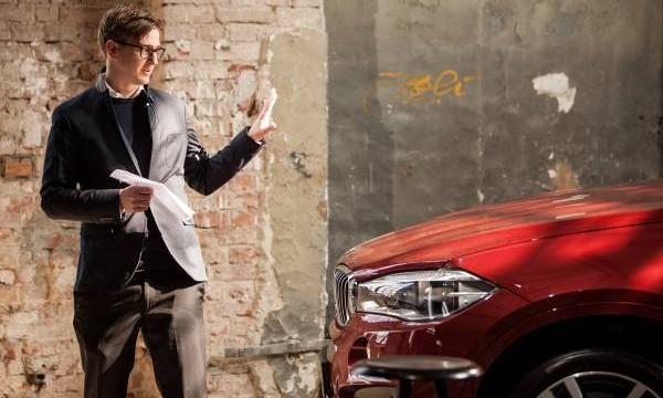 BMW Design Experience in Bucharest cu Tommy Forsgren