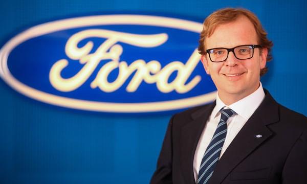 Ford anunță un nou Director General în România