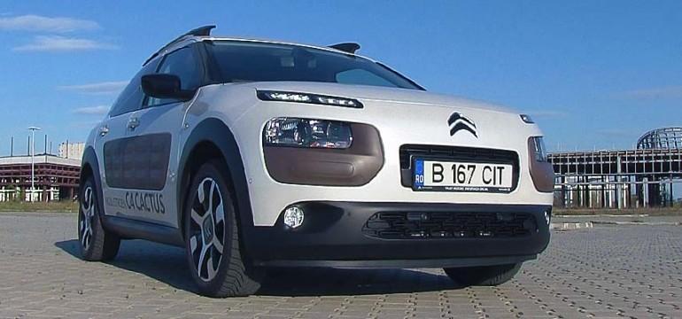 Citroën C4 Cactus 1,2l VTi Feel