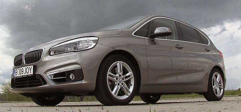 BMW 225i 2.0l Active Tourer