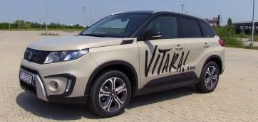 Suzuki Vitara 1.6l MT ALLGRIP Spirit