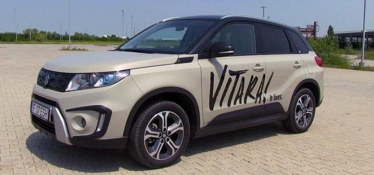 Suzuki Vitara 1,6l ALLGRIP Spirit