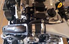 Toyota 1.2l VVTi-W engine