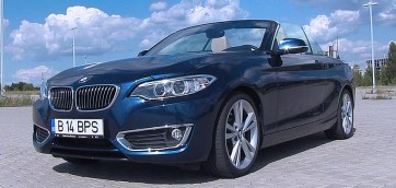BMW Seria 2 220d Cabriolet Luxury Line