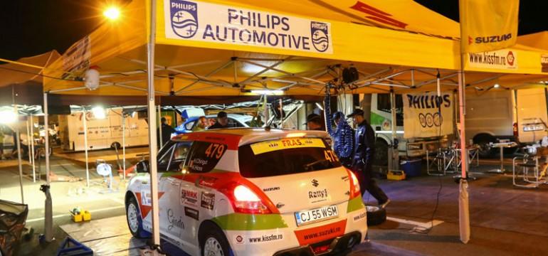Philips Automotive Lighting este partener oficial al Cupei Suzuki în 2015