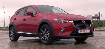 Mazda CX-3 1.5l AT CD105 4x4 Revolution Top