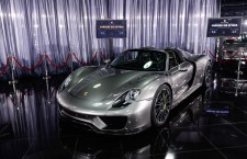 Porsche 918 Spyder Tiriac Collection