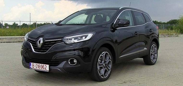Renault Kadjar 1.2l TCe Intens