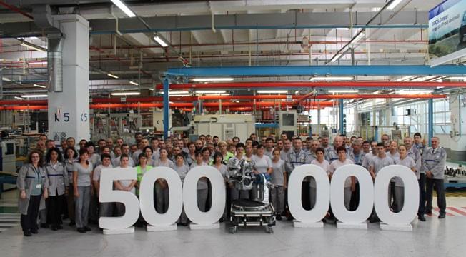 500 000 motoare 0.9l TCe
