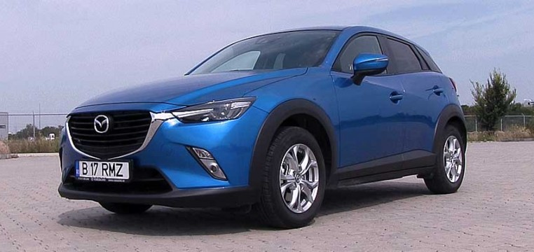 Mazda CX-3 2.0l G120 4x2 Attraction